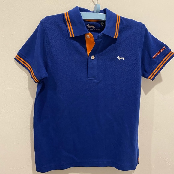 Harmont & Blaine Other - Kids Royal blue Harmont and Blaine Polo